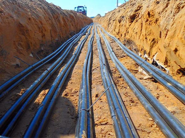 Способы размещения кабельной канализации в Новосибирске